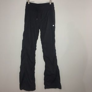 Lululemon Size 6 Gray Dance Studio Pants